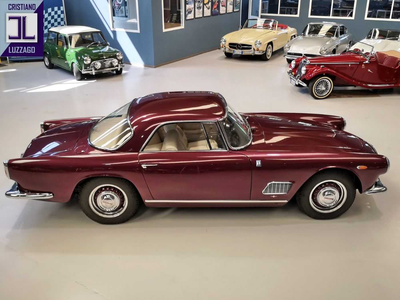 Maserati 3500 3500 GT TOURING SUPERLEGGERA de 1959 à vendre - Automobiles de collection Classic ...