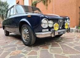 Alfa Roméo Giulia super 1600 de 1969