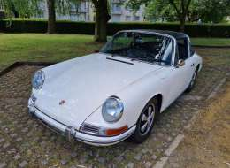 Porsche 912 Targa Soft Window de 1967