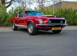 Ford Mustang Shelby GT Fastback 350 de 1968