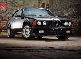 BMW Série 6 M 635 CSI  de 1985
